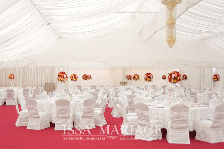 Aranjament nunta IssaEvents 2017