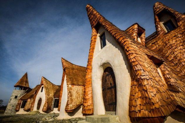 castel de lut valea zanelor porumbacu #romania