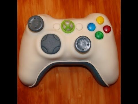 This is a pictorial showing how to make an XBOX 360 remote Controller using rice crispy treat mix and fondant gumpaste mix. Link for Controller can be found on my facebook page listed under the Notes Tab. https://www.facebook.com/#!/bellacakesandconfections
