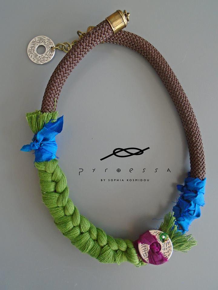 "Pyroessa Handmade: ""Cinque Terre"" AW15-16"