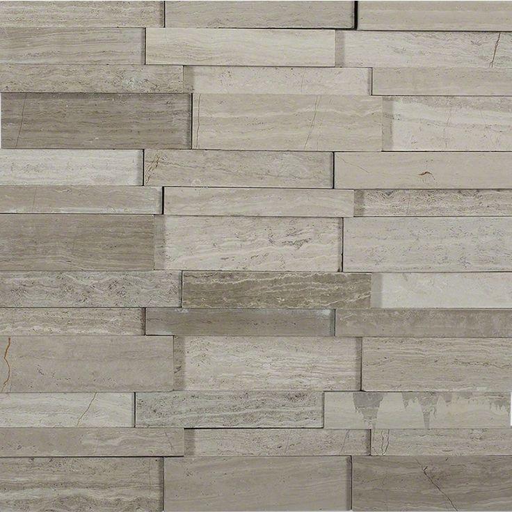 Illusion Brick Wooden Beige Main
