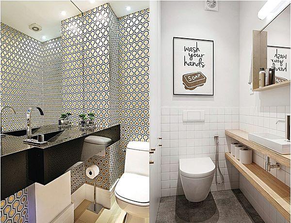 1000+ ideias sobre Banheiro Estreito no Pinterest  Banheiro estreito e peque -> Decoracao De Banheiro Estreito E Comprido