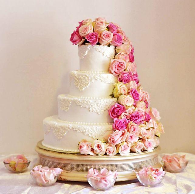 Torturi de nunta - Torturi de nunta - Cofetaria Lacramioara
