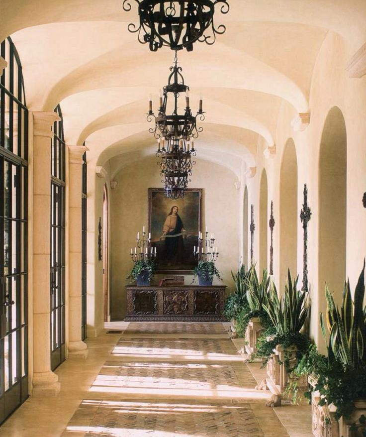 Spanish Colonial Architecture: 167 Best Images About Spanish Interiors On Pinterest