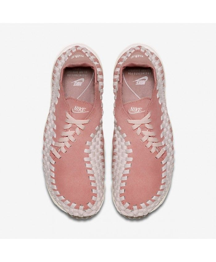 ad3bdff97fbe Women s Nike Air Footscape Woven Red Stardust Sail Gum Medium Brown  Siltstone Red