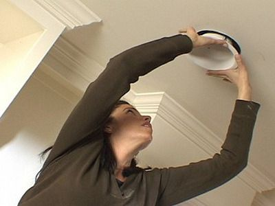 How to Install Recessed Lighting in the Kitchen : How-To : DIY Network
