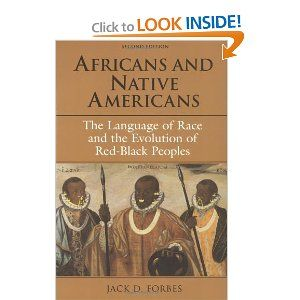 Other Books about Africans and Native Americans living together