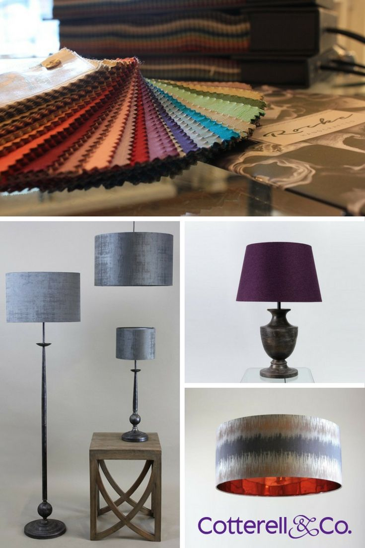 How to choose your bespoke shade with Cotterell & Co interior designer Hannah MacLeod