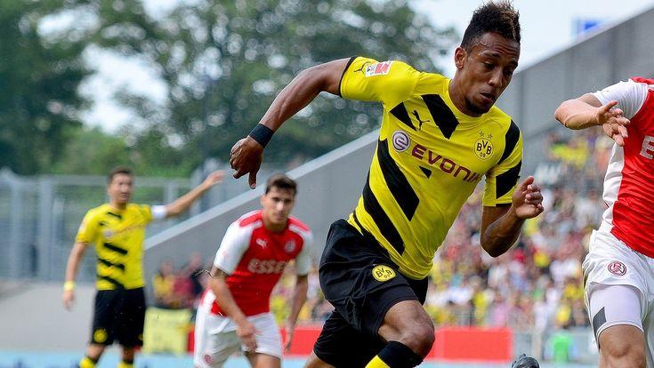 Sam Allardyce Has Borussia Dortmund striker Pierre-Emerick Aubameyang In His Sights - FOOTYNERDS