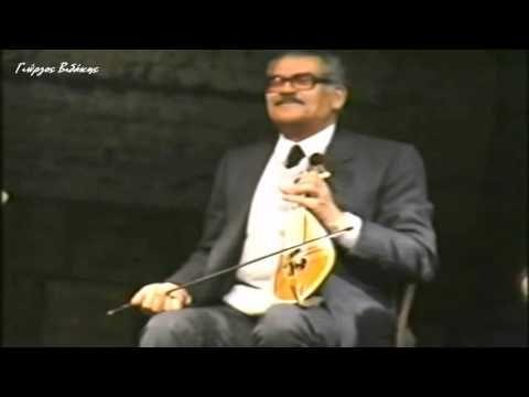 Κώστας Μουντάκης - ΒΟΣΚΑΡΟΥΔΑΚΙ ΑΜΟΥΣΤΑΚΟ - ΠΕΝΤΟΖΑΛΙ - YouTube