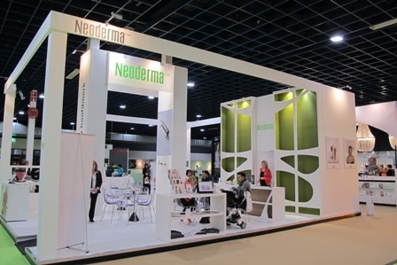 Stand Neoderma - Beauty Trade Special 2013