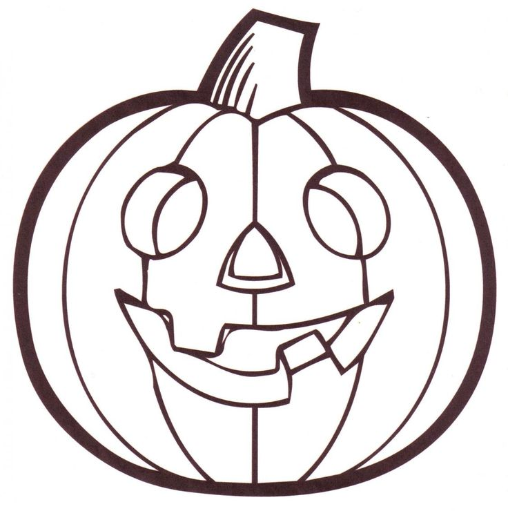 Free Printable Pumpkin Coloring Pages For Kids | Stuff to Buy ...