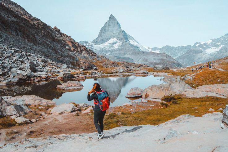 Schweiz Switzerland Valais Wallis Zermatt Matterhorn Travel Photography Outdoor Landscape Mountains Mountain Berge Alpen Rifflsee
