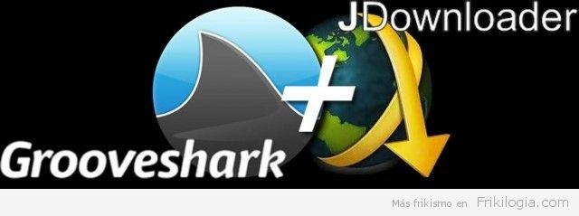 Cómo descargar música desde Grooveshark con JDownloader - http://frikilogia.com/como-descargar-musica-desde-grooveshark-con-jdownloader/  Yo, para escuchar música uso el Grooveshark, y solía llevar lamúsicaen mp3 en un usb para la radio del coche. Total que hoy viajo y en coche con cd así que al no disponer demúsicafresca , busque por internet como descargar música para el Grooveshark y encontre un excelente...
