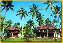 Kumarakom is the ideal place to experience the fascinating lifestyles of the backwaters. Coconut Lagoon Backwater Resort, which has rightly carved its place among the top 10 heritage resorts of the world.