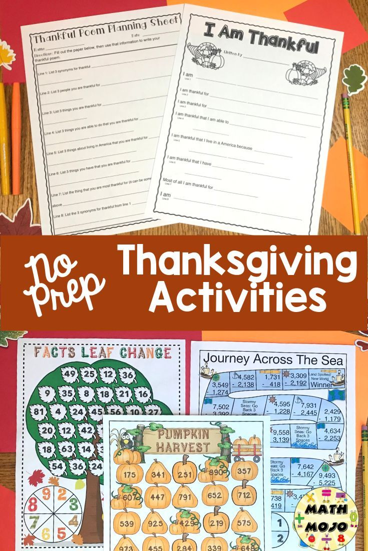 4th Grade Students Will Be Thankful For This Collection Of 4th Grad Thanksgiving Literacy Activities Thanksgiving Lessons Thanksgiving Language Arts Activities [ 1102 x 735 Pixel ]