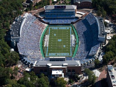 Kenan Stadium: UNC Chapel Hill