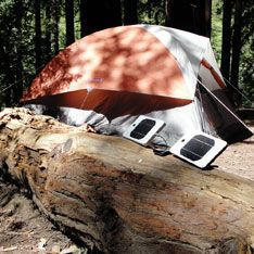 If you need your phone in the outdoors, then you need this! JOOS Solar Power charger- Joos Camping