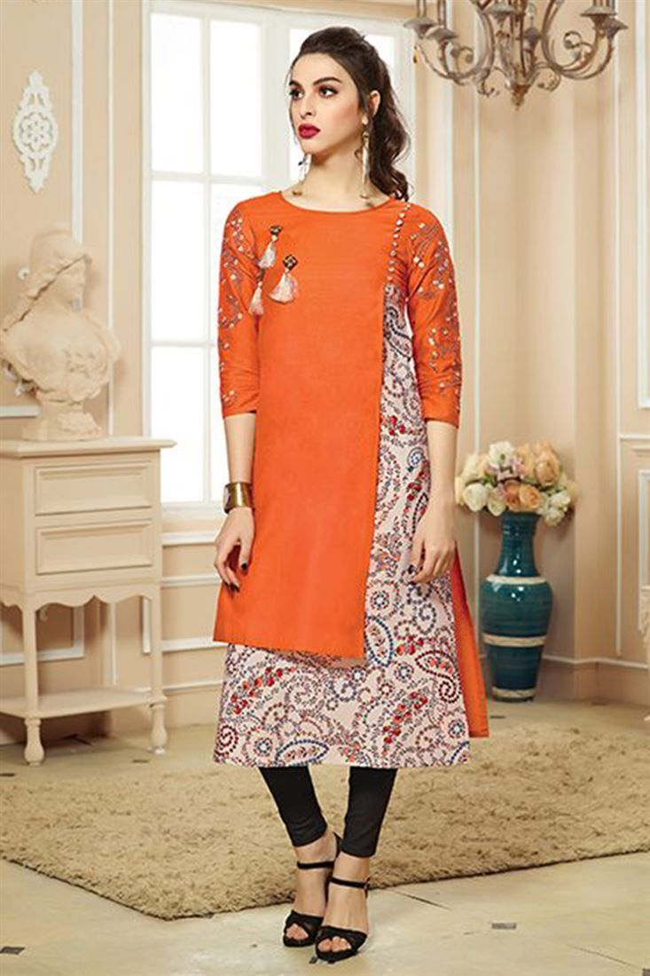 New Kurti Designs 2019 Collection For Teenagers New Kurti Designs New Kurti Kurti Designs
