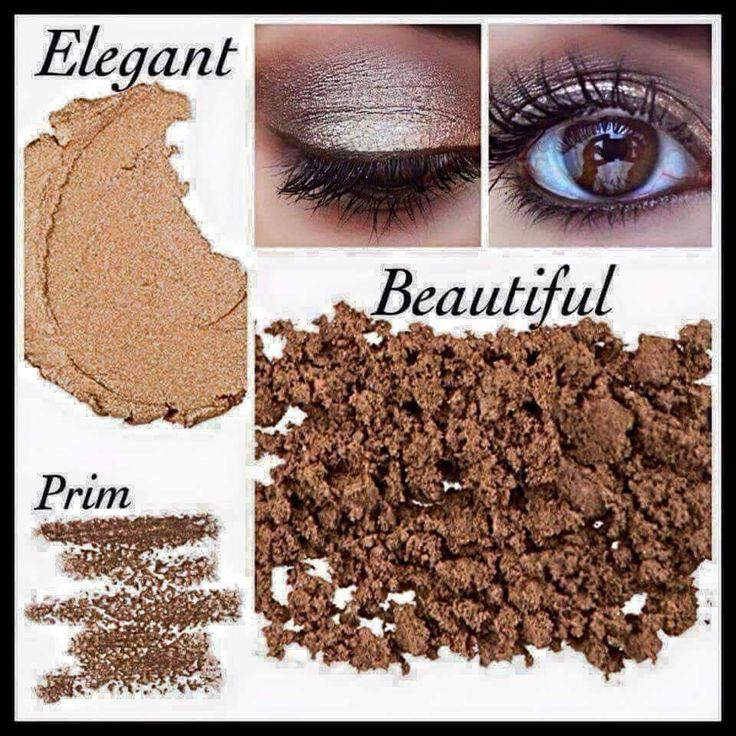 Splurge cream eye shadows even look great mixed with any of our mineral eye pigments! I love this look ♡ www.GlamorousLashesbyIrene.com