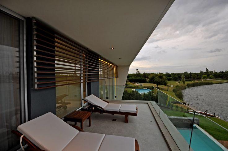 #Balcón #Terraza #VanguardaArchitects #Arquitectura