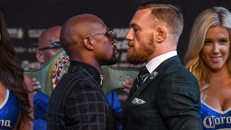 Ringside Seat: The complete guide to Floyd Mayweather and Conor McGregor #FansnStars