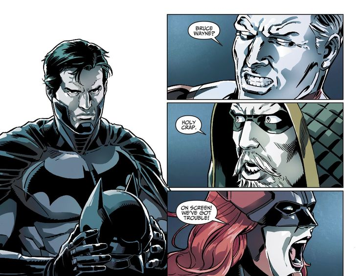 Injustice: Gods Among Us [I] Issue #25 - Read Injustice: Gods Among Us [I] Issue #25 comic online in high quality