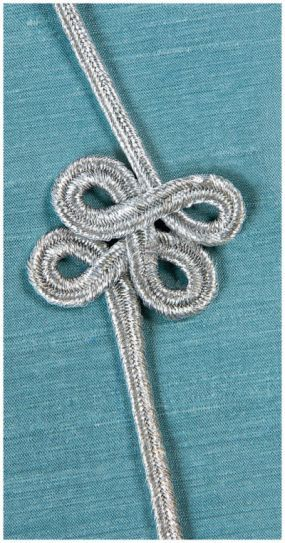 How to Make Loops in Soutache Braid - Threads