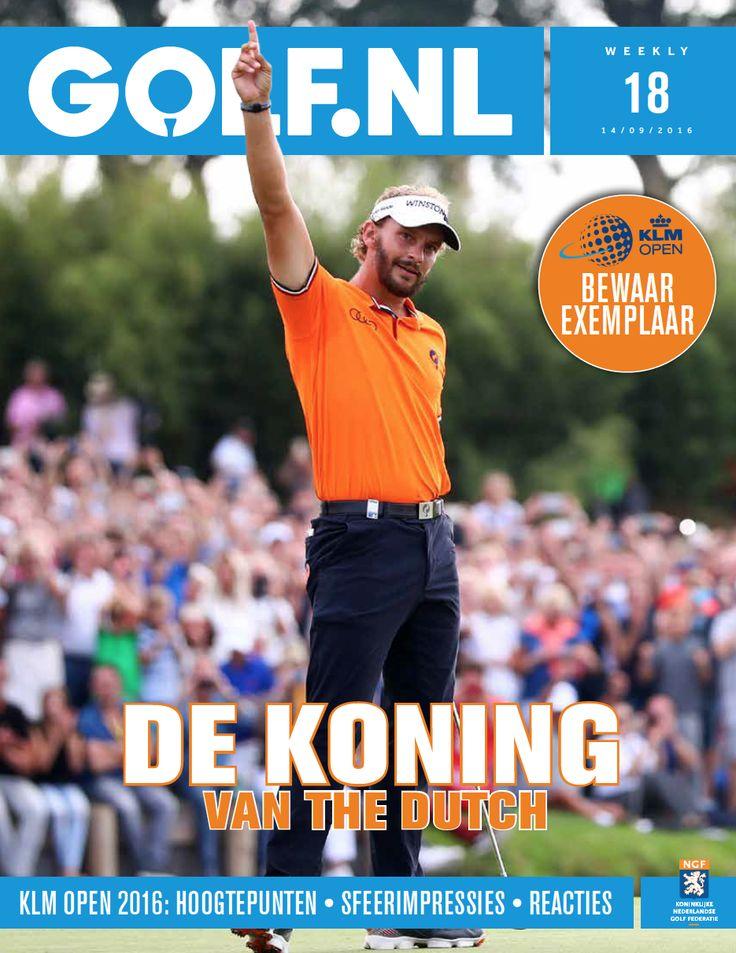 GOLF.NL Weekly - Tweewekelijkse uitgave van de Nederlandse Golf Federatie; Editorial manager (2013-heden)