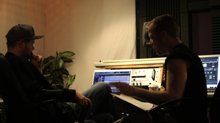 Recording of new album at Bounce County, Melbourne.