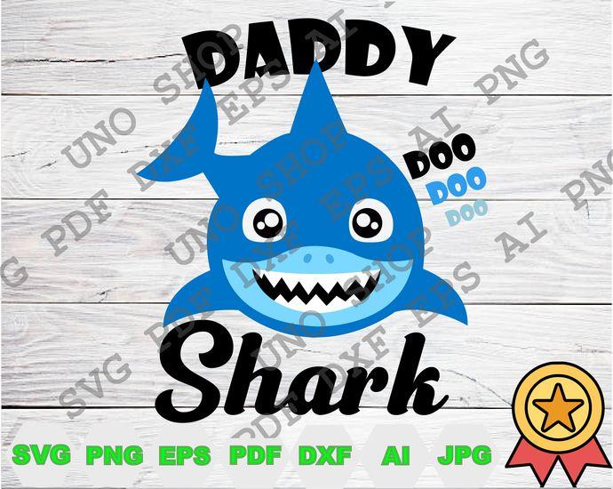 Daddy Shark Family Svg Baby Shark Family Instant Download Baby Shark Family Png Baby Shark Svg For Cricut Baby Shark Png Clipart By Unoshopsvg 2 22 Usd