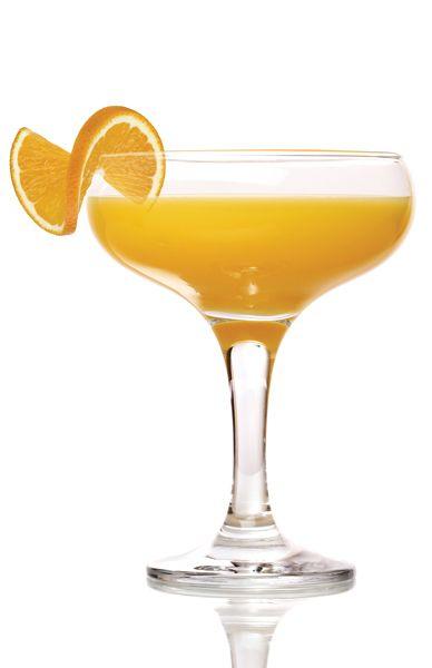 Ruffino Passione: 4 oz Ruffino Prosecco, 1 oz passion fruit nectar, 1 oz fresh orange juice, Orange twist. Combine juices (both chilled) in a martini or coupe glass. Top