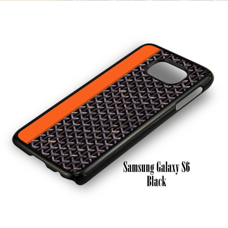 Goyard Paris Pattern Honore for Samsung Galaxy S6, Samsung Galaxy S6 Edge Case