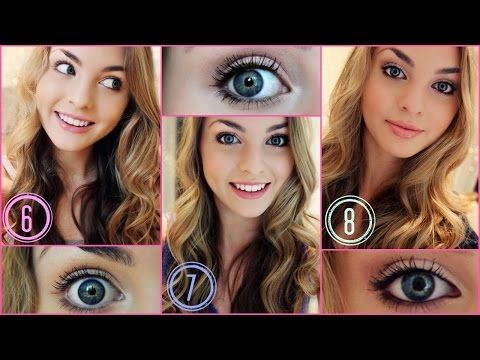 Middle School Makeup Tutorial for Grade 6, 7 & 8! Drugstore Starter Kit - Jackie Wyers - YouTube