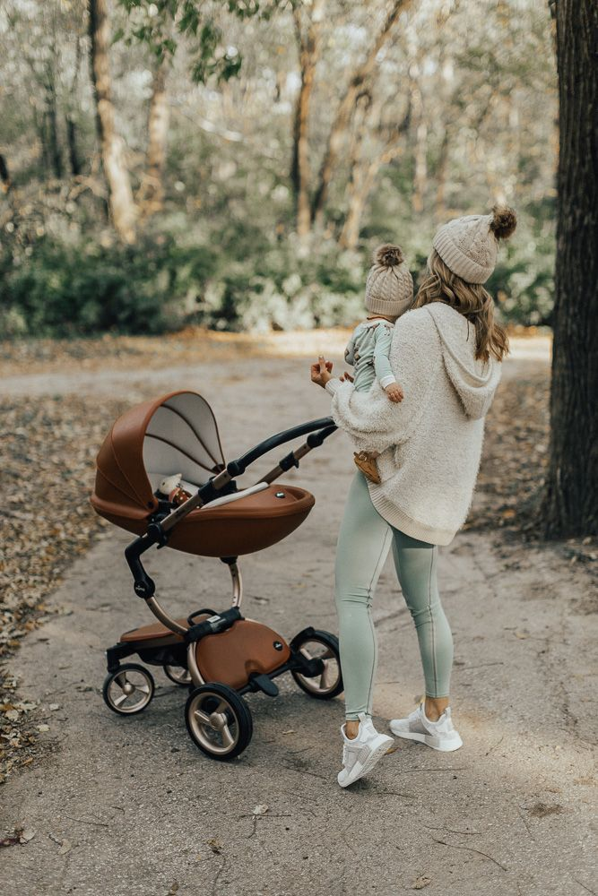 Mama und Baby Outfits // Herbst Style für die Familie