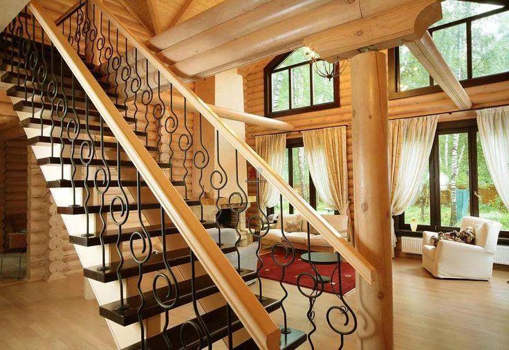 лестница в деревянном доме: 21 тыс изображений найдено в Яндекс.Картинках