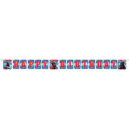 The Avengers Jointed Banner!