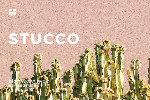 Stucco by Hello Mart on @creativemarket