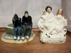 Andy Parsons  Staffordshire Figures