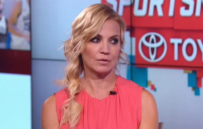 Michelle Beadle Blasts ESPN For Soft Greg Hardy Interview