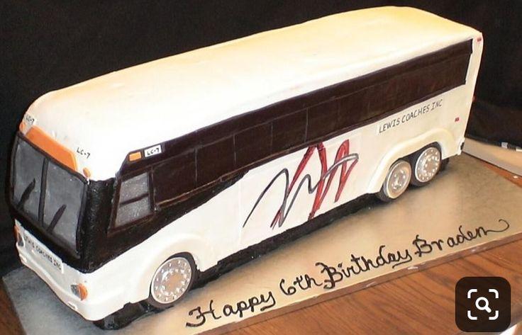 около торт автобус фото проблема становится более