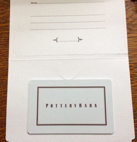 #Coupons #GiftCards Pottery Barn $100 Gift Card #Coupons #GiftCards