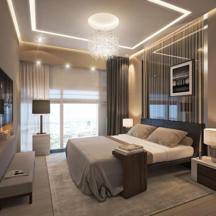 Luxury+Ikea+Bedroom+Decorating+Ideas+With+Comfortable+Bed+Design+Complete+With+Cozy+White+Mattress+Plus+Beautiful+White+Dark+Brown+Nightstand+Table+And+Glamorous+Diamond+Chandelier+Also+Pretty+Soft+Brown+Curtain+Being+Mad.jpg (930×930)