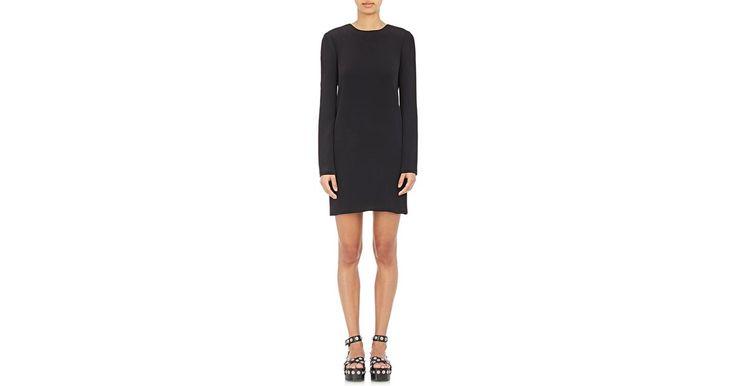 Alexander wang Women's Chain-link Sheath Dress in Black - Save 12% | Lyst