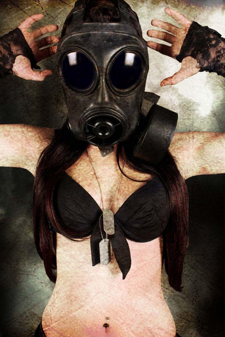 40 best Gas masks images on Pinterest