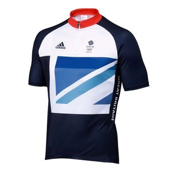 Adidas Team GB Cycling Jersey - £65.00