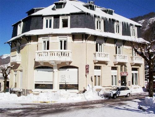 Vacances ski pas cher à la Résidence Hôtel Le Wilson