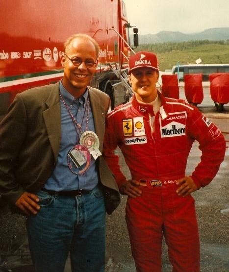 Geburtstag Michael Schumacher