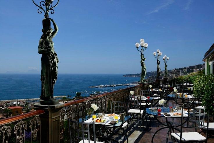 Grand Hotel Parker's *****L - corso Vittorio Emanuele, Napoli