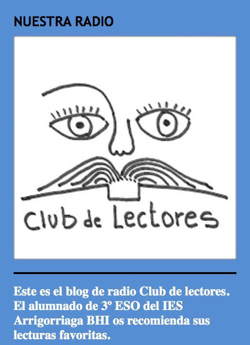 Entra al blog Radio Club de lectores